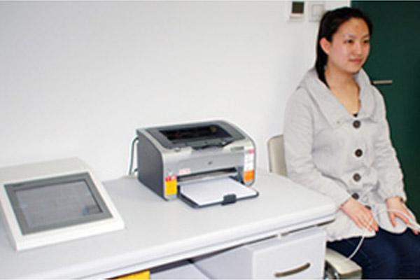 精神压力分析仪测量系统及方法